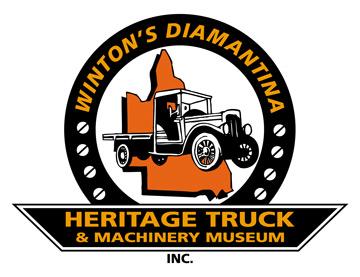 Winton's Heritage Truck & Machinery Museum Logo